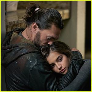 Isabela Merced Reveals 'Sweet Girl' Co-Star Jason Momoa Smells Like This