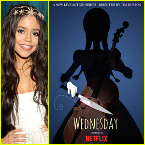 Jenna Ortega's 'Wednesday' Series Announces 10 New Cast Members!