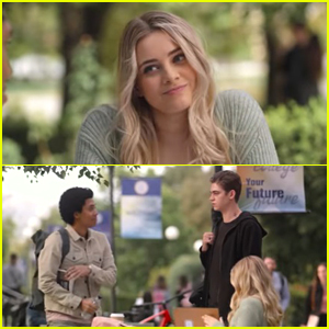 Josephine Langford & Chance Perdomo Talk Tessa's Seattle Move In New 'After We Fell' Clip - Watch Now!