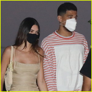 Kendall Jenner & Devin Booker Grab Sushi After Returning From Italy Vacation