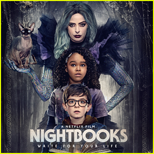 Lidya Jewett & Winslow Fegley Star In 'Nightbooks' Trailer - Watch Now!