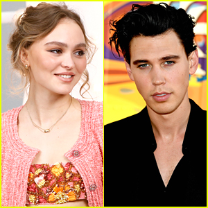 Lily-Rose Depp & Austin Butler Spotted Showing Major PDA In London!