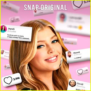 Loren Gray To Launch New Snapchat Series 'Honestly Loren' - Watch The Trailer!