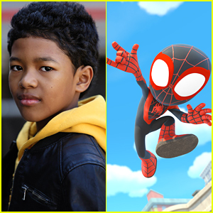 Meet Jakari Fraser, The Voice of Miles Morales On 'Spidey & His Amazing Friends' (Exclusive)