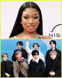Megan Thee Stallion Teams Up With BTS For 'Butter' Remix - Listen Now!