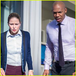 Melissa Benoist Confirms Mehcad Brooks' Return For 'Supergirl' Series Finale!