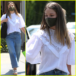 Melissa Benoist & More Stars Step Out for the Day of Indulgence