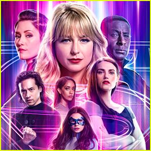 Melissa Benoist & 'Supergirl' Cast Mark The End of Filming On Final Season