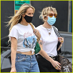 Miley Cyrus Shops For Furniture With Mom Tish
