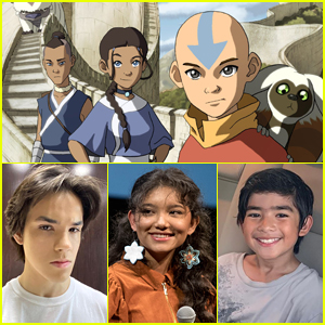 Netflix Announces Casting For Live Action 'Avatar: The Last Airbender'