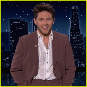 Niall Horan Guest Hosts 'Jimmy Kimmel Live' & Shares New Name For His Fandom