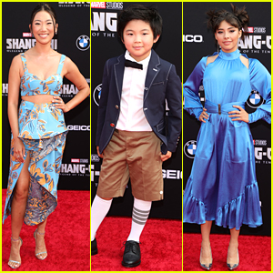 Olivia Liang, Alan Kim & More Step Out For 'Shang-Chi & the Legend of the Ten Rings' Premiere