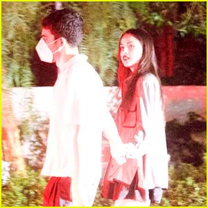 Olivia Rodrigo Holds Hands with Boyfriend Adam Faze on Date Night!