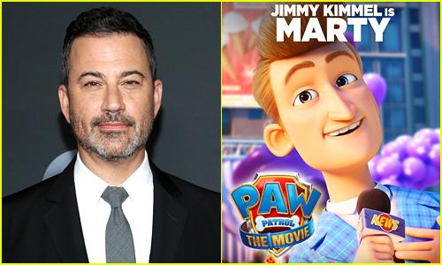 Jimmy Kimmel stars in 'PAW Patrol: The Movie'