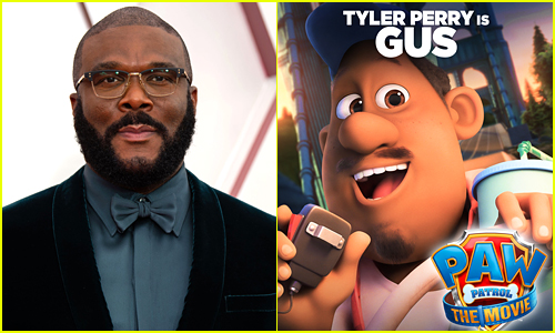 Tyler Perry stars in 'PAW Patrol: The Movie'