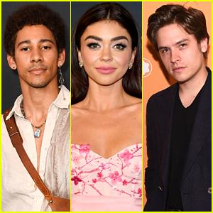 Sarah Hyland, Keiynan Lonsdale & Dylan Sprouse Cast In 'My Fake Boyfriend' Movie