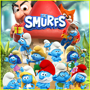 The Smurfs Are Coming To Nickelodeon With All New Series - Watch the Trailer!