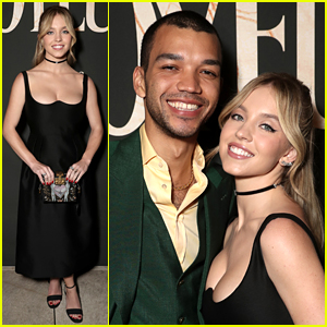 Sydney Sweeney Glams Up at 'The Voyeurs' Premiere with Justice Smith!