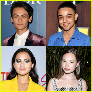 Tenzing Norgay Trainor, Jason Genao & More Join Lana Condor's Netflix Series!