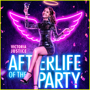 Victoria Justice Has to Right Her Wrongs In 'Afterlife of the Party' Trailer - Watch Now!