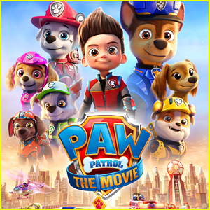 Who Stars In 'PAW Patrol: The Movie'? Meet The Celeb Voice Cast Here!