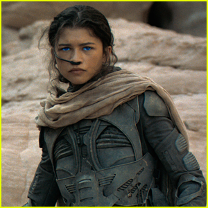 Zendaya Reveals How Long She Was Actually On 'Dune' Set, Could Star In Sequel