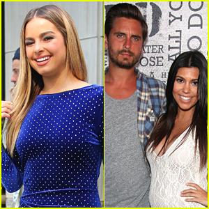 Addison Rae Reveals Her Thoughts On Kourtney Kardashian & Scott Disick Getting Back Together