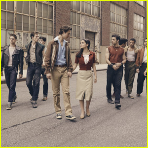 Ansel Elgort Makes a Rare Return to Social Media to Promote 'West Side Story'