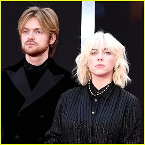You Won't Believe Who Billie Eilish & Finneas Met at the 'No Time To Die' Premiere