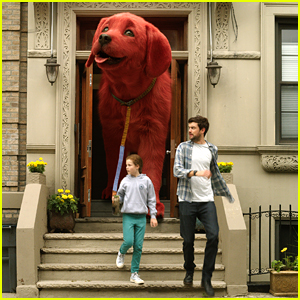 'Clifford The Big Red Dog' Gets New Theatrical & Paramount+ Premiere Date!