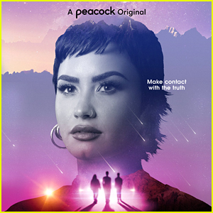 Demi Lovato Tries To Make Contact With Aliens In 'Unidentified' Trailer - Watch!