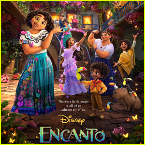 Disney Debuts Brand New Trailer & Poster For Upcoming Film 'Encanto' - Watch Now!