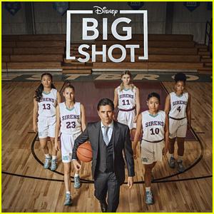 Disney+ Renews John Stamos' Basketball Series 'Big Shot' For Season 2!