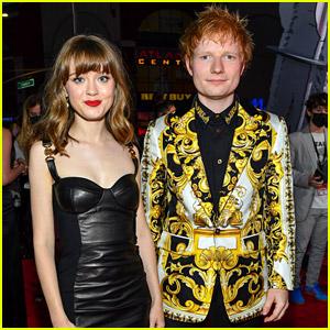 Ed Sheeran Brings Along Maisie Peters To MTV VMAs 2021