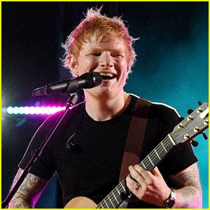 Ed Sheeran Hits the MTV VMAs Stage For a Performance of His New Song 'Shivers' - Watch the Video!