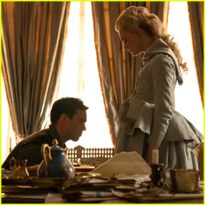 Elle Fanning & Nicholas Hoult Star In 'The Great' Season 2 First Look Photos