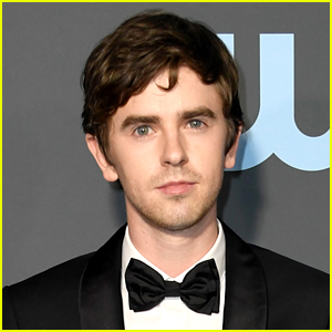 The Good Doctor's Freddie Highmore Reveals He Secretly Got Married!