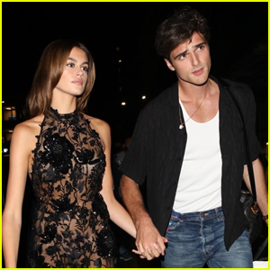 Kaia Gerber & Jacob Elordi Head to Met Gala 2021 After Party in NYC!
