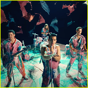 Jonas Brothers Debut New Music Video For 'Who's In Your Head' - Watch Now!