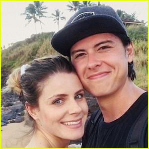 'Riverdale's Jordan Connor & Fiancee Jinjara Mitchell Are Married!