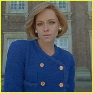 Kristen Stewart Is Princess Diana In 'Spencer' Trailer - Watch Now!