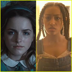 McKenna Grace, Lexi Underwood & More Star In 'Just Beyond' Trailer - Watch!