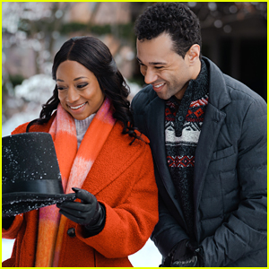 Monique Coleman & Corbin Bleu's Christmas Movie Gets a Premiere Date!