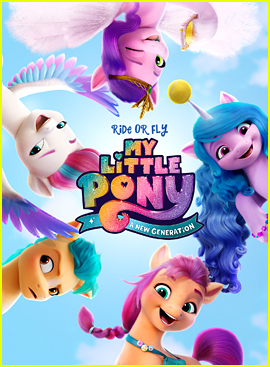 Who Stars In 'My Little Pony: A New Generation'? Meet The Full Cast Here!