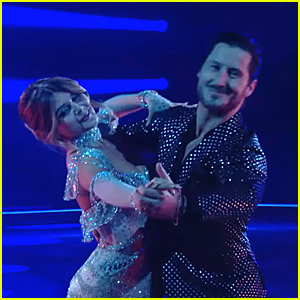 Olivia Jade & Val Chmerkovskiy Do the Viennese Waltz On 'Dancing With The Stars' Week 2 - Watch Now!