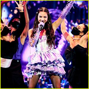 Watch Olivia Rodrigo's 'Good 4 U' Performance at the MTV VMAs 2021 (Video)