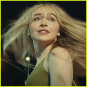 Sabrina Carpenter Debuts 'Skinny Dipping' Song & Video, Teases More New Music!