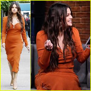 Selena Gomez Shares Her #1 Self-Care Tip!
