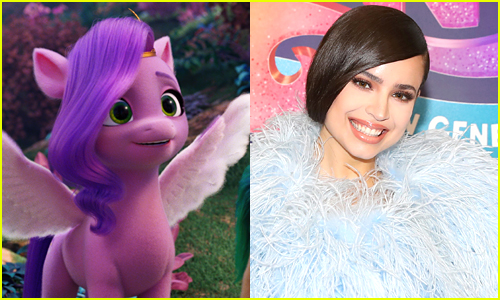 Sofia Carson Stars In My Little Pony: A New Generation