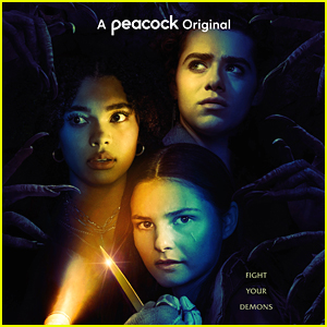 Stefanie Scott Stars In 'The Girl In The Woods' Trailer for Peacock - Watch Now!